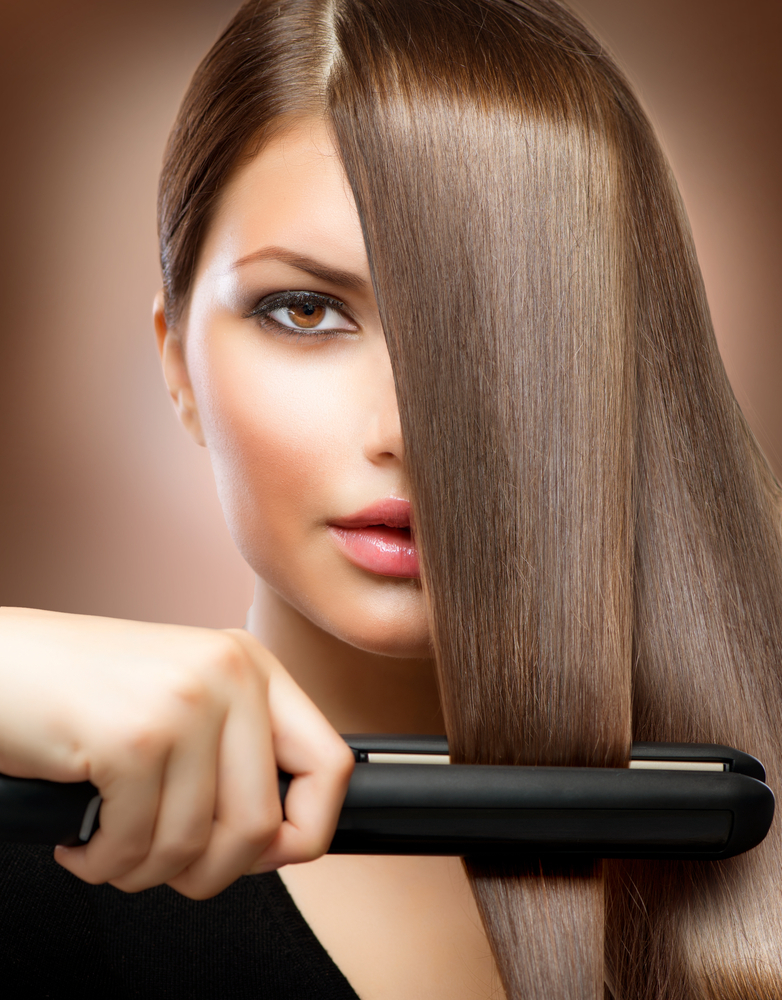 how to use wella straighten it at home